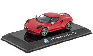 Alfa Romeo 4C - 2013