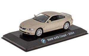 BMW 645i coupé - 2004