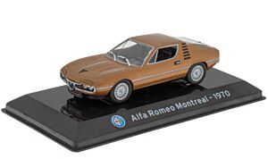 Alfa Romeo Montreal - 1970