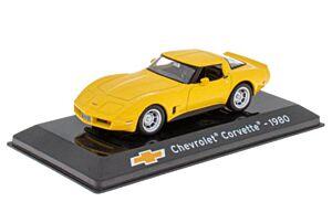 Chevrolet Corvette - 1980