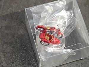 Jawa 250 Perak mit Beiwagen Motorrad
