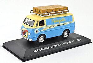 ALFA ROMEO ROMEO 2 - MELEGATTI - 1956