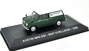 AUSTIN MINI 850 - BEPI KOELLIKER - 1968