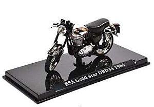 BSA Gold Star DBD34