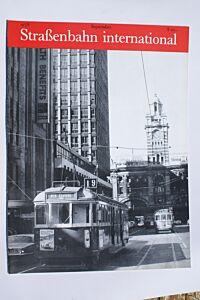 Straßenbahn international