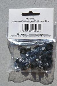 Stahl- und Trilexfelgen für Schwer-LKW