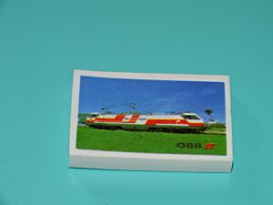 Radiergummi - Rail Cargo Austria