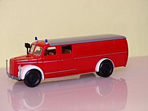 Magirus Mercur S 3500 Omnibus TLF 15