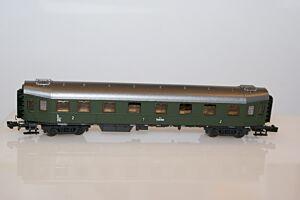 BB Österreich Personenwagen AB4üh 1./2. Klasse