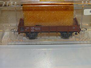 2 ax Flachwagen