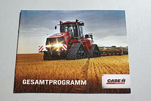 CASE Gesamtprogramm 2011