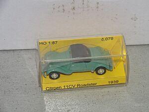 Citroen 11 CV Roadster