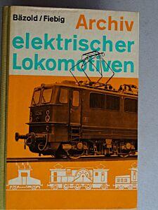 Archiv elektrischer Lokomotiven