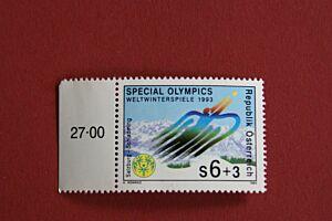 SPECIAL OLYMPICS WELTWINTERSPIELE 1993