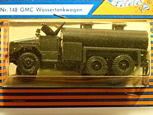 GMC Wassertankwagen