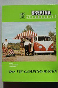 """Set """"Der VW-Campingwagen"""""""