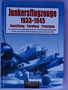 Junkersflugzeuge 1933-1945