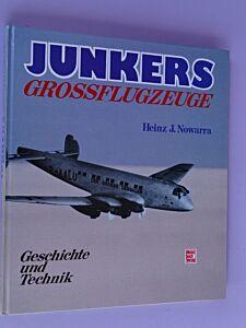 JUNKERS Grossflugzeuge