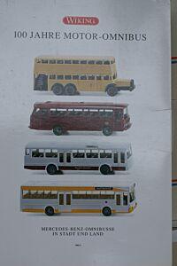 100 Jahre Motor-Omnibus