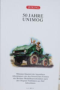 50 Jahre Unimog