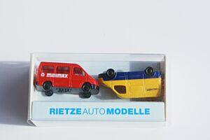 1 x Ford Transit Dachser, 1 x Ford Transit Minimax