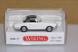 Glas 1700 GT Cabrio