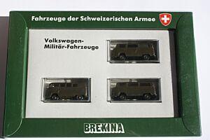 Set - Fahrzeuge der Schweizerischen Armee