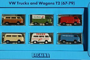Set VW Trucks and Wagons
