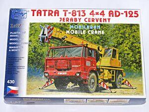 Mobilkran Tatra T-813 4x4 AD-125