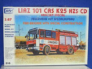 LIAZ 101 CAS K25 HZS CD