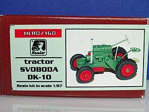 Traktor Svoboda DK-10