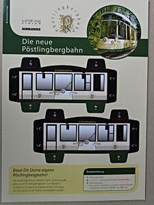 Die neue Pöstlingbergbahn