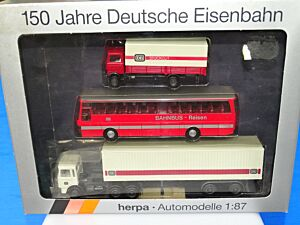 150 Jahre Deutsche Eisenbahn