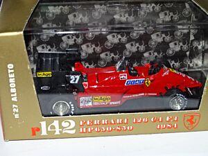 Ferrari 126 C4 Formel 1-HP 650-850