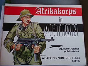 Afrikakorps in action
