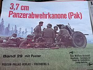 3,7 cm Panzerabwehrkanone (Pak)