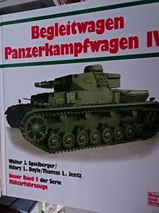Begleitwagen Panzerkampfwagen IV