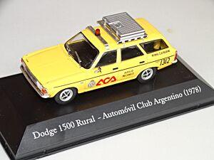 Dodge 1500 Rual (1978)