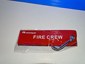 Schlüsselanhänger - Rosenbauer-FIRE CREW