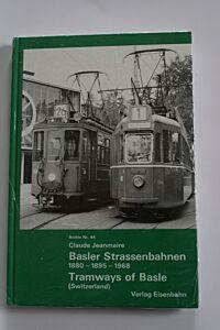 Basler Strassenbahnen 1880-1895-1968