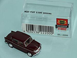 NSU-Fiat 1100 Spezial