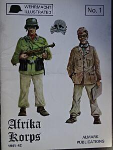 Afrika Korps: German military operations in the Western Desert, 1941-42