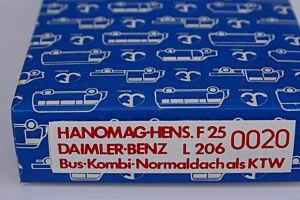 Hanomag-Henschel F 25 / Daimler Benz L 206