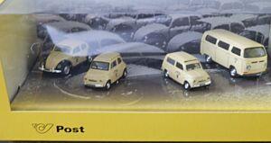 Post Jahresset 2014 - VW Käfer, VW T2, Steyr Puch 500, Steyr Puch 700