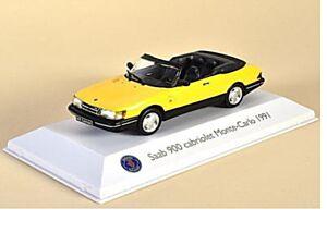 Saab 900 Cabriolet Monte-Carlo