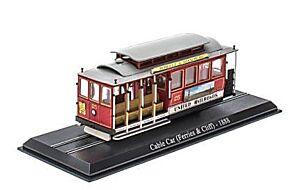 Cable Car (Ferries & Cliff) San Francisco Tram