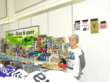 Messestand Ried/Innkreis 2016